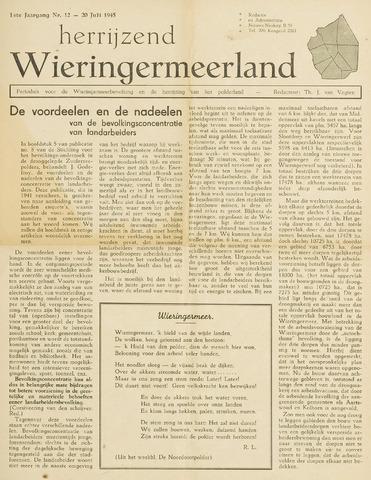 Herrijzend Wieringermeerland 1945-07-20