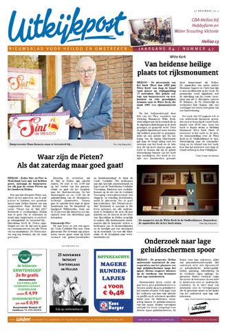 Uitkijkpost : nieuwsblad voor Heiloo e.o. 2017-11-22