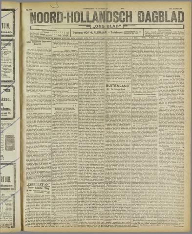 Ons Blad : katholiek nieuwsblad voor N-H 1921-08-11