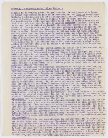 De Vrije Alkmaarder 1943-08-17