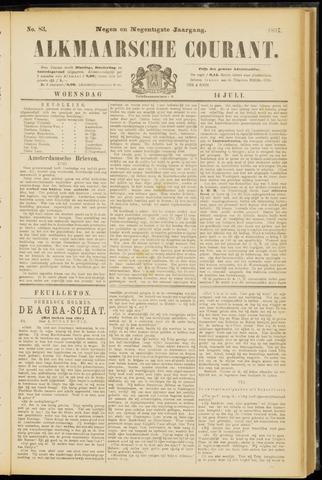 Alkmaarsche Courant 1897-07-14