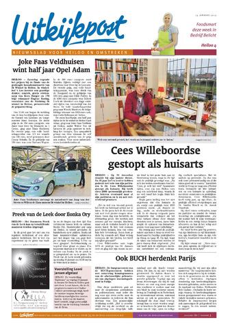 Uitkijkpost : nieuwsblad voor Heiloo e.o. 2015-01-14