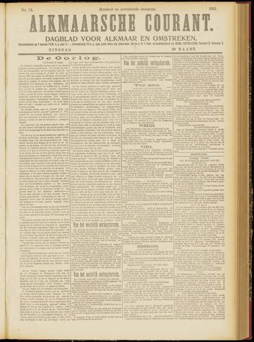 Alkmaarsche Courant 1915-03-30