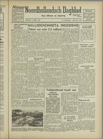 Nieuw Noordhollandsch Dagblad : voor Alkmaar en omgeving 1946-04-16