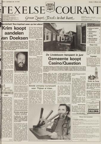 Texelsche Courant 1995-02-17