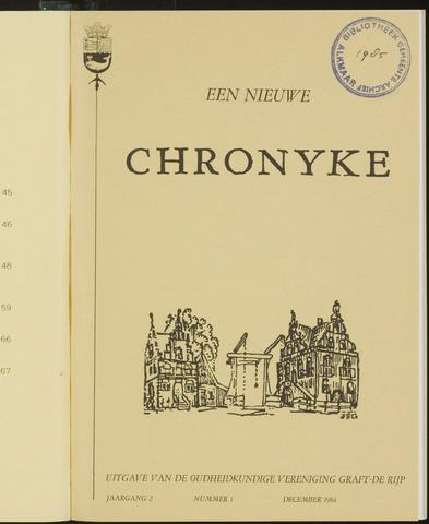 Een Nieuwe Chronyke van het Schermereiland 1984-12-01