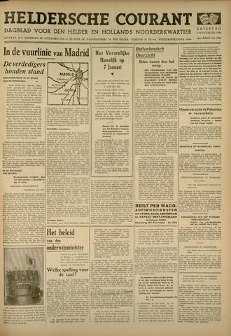 Heldersche Courant 1936-11-07