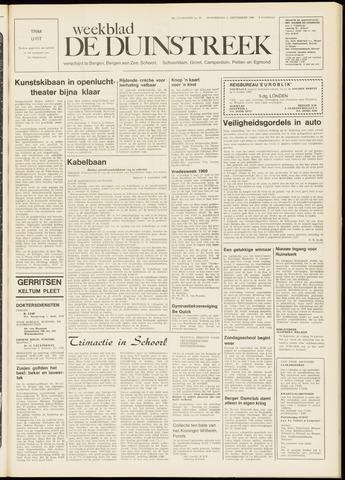 De Duinstreek 1969-09-11