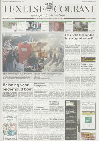 Texelsche Courant 2009-10-06
