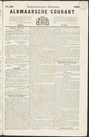 Alkmaarsche Courant 1867-05-19