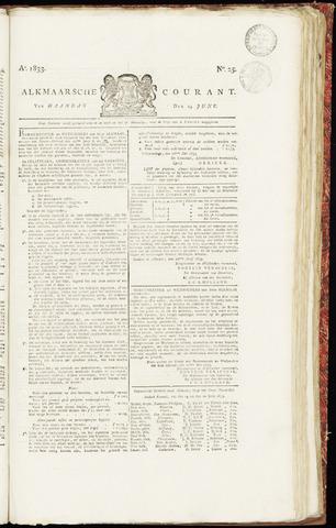 Alkmaarsche Courant 1833-06-24