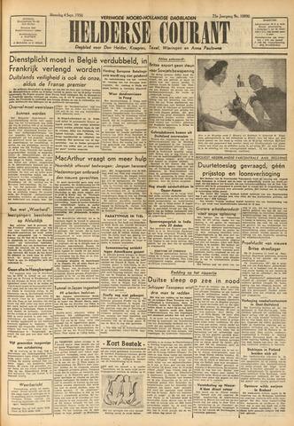 Heldersche Courant 1950-09-04