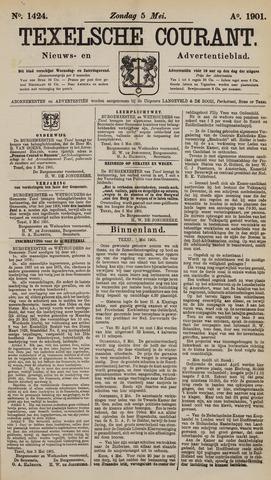 Texelsche Courant 1901-05-05