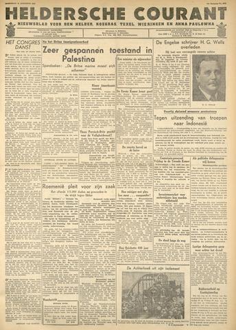 Heldersche Courant 1946-08-14