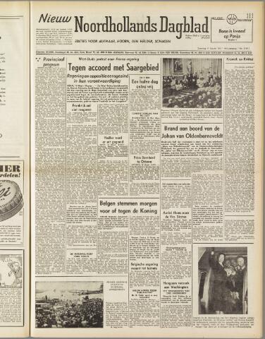 Nieuw Noordhollandsch Dagblad : voor Alkmaar en omgeving 1950-03-11