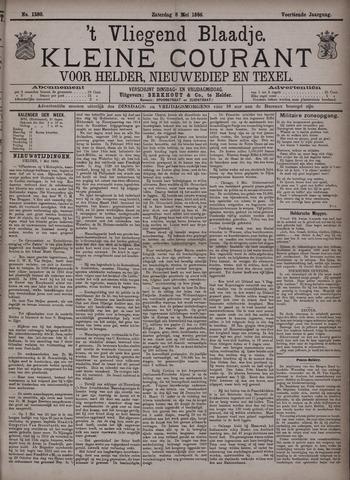 Vliegend blaadje : nieuws- en advertentiebode voor Den Helder 1886-05-08