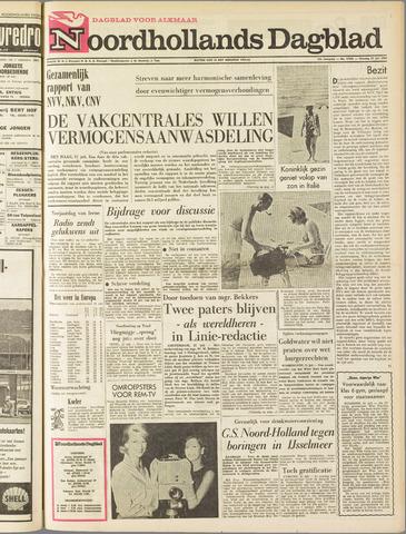 Noordhollands Dagblad : dagblad voor Alkmaar en omgeving 1964-07-21