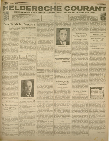 Heldersche Courant 1934-05-15