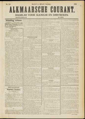 Alkmaarsche Courant 1913-05-22