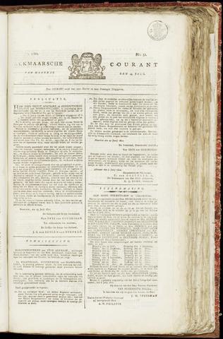 Alkmaarsche Courant 1820-07-24