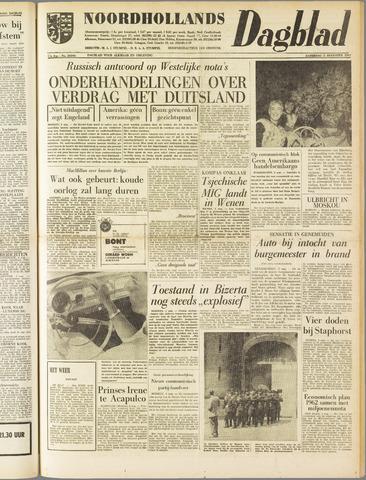Noordhollands Dagblad : dagblad voor Alkmaar en omgeving 1961-08-05