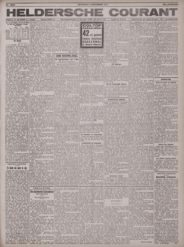 Heldersche Courant 1917-11-03