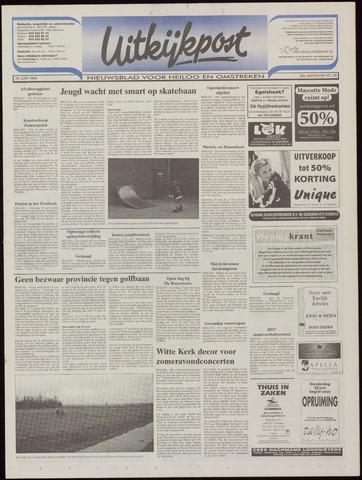 Uitkijkpost : nieuwsblad voor Heiloo e.o. 1998-06-24