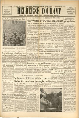 Heldersche Courant 1952-05-30