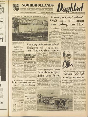 Noordhollands Dagblad : dagblad voor Alkmaar en omgeving 1962-06-20