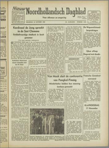 Nieuw Noordhollandsch Dagblad : voor Alkmaar en omgeving 1946-10-14