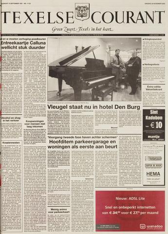 Texelsche Courant 2002-11-26