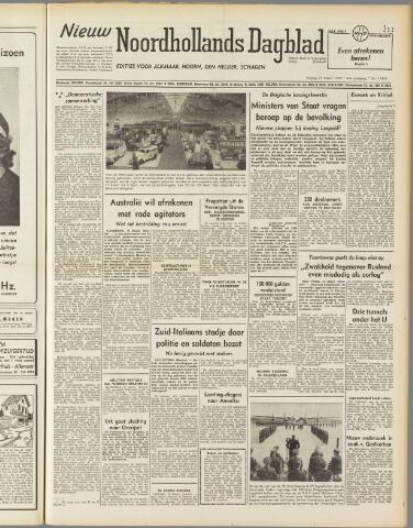 Nieuw Noordhollandsch Dagblad : voor Alkmaar en omgeving 1950-03-24