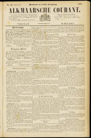 Alkmaarsche Courant 1899-03-24