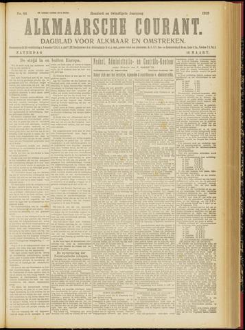 Alkmaarsche Courant 1918-03-16