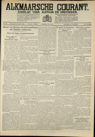 Alkmaarsche Courant 1939-06-05