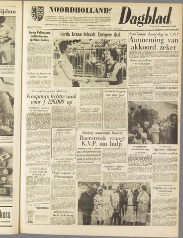 Noordhollands Dagblad : dagblad voor Alkmaar en omgeving 1962-09-17