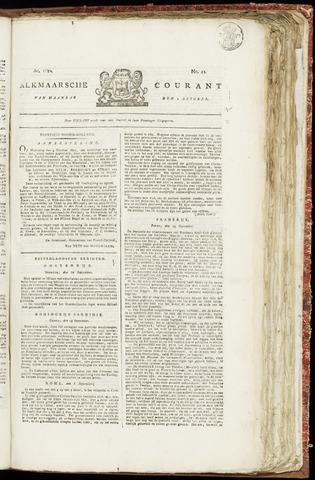 Alkmaarsche Courant 1820-10-02