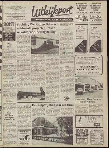 Uitkijkpost : nieuwsblad voor Heiloo e.o. 1984-06-27