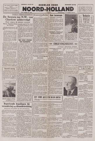 Dagblad Noord-Holland, Schager editie 1943-03-04