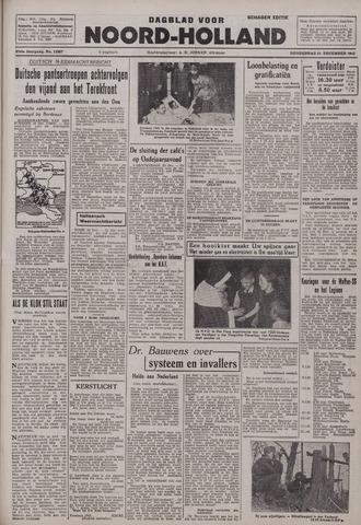 Dagblad Noord-Holland, Schager editie 1942-12-24