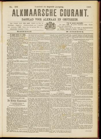 Alkmaarsche Courant 1907-08-28