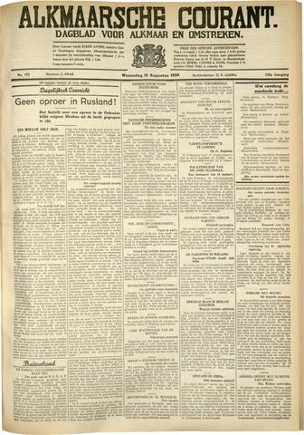 Alkmaarsche Courant 1933-08-16
