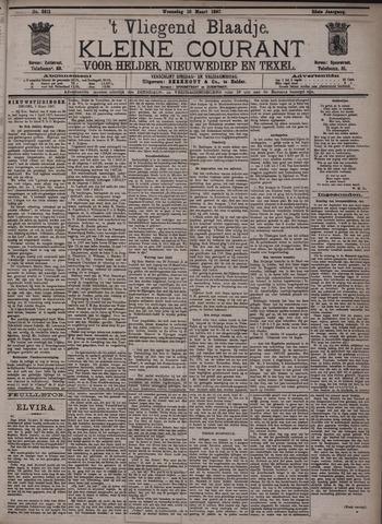 Vliegend blaadje : nieuws- en advertentiebode voor Den Helder 1897-03-10