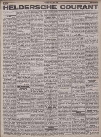 Heldersche Courant 1917-05-31