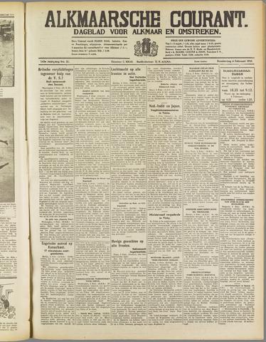 Alkmaarsche Courant 1941-02-06