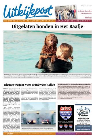 Uitkijkpost : nieuwsblad voor Heiloo e.o. 2020-09-09