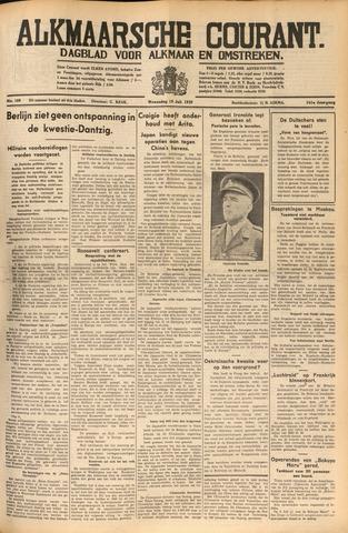 Alkmaarsche Courant 1939-07-19