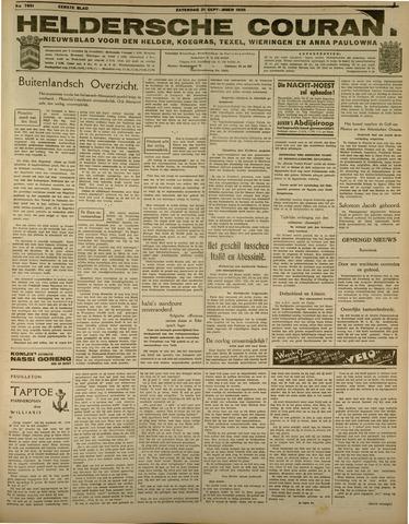 Heldersche Courant 1935-09-21