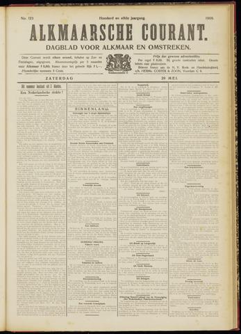Alkmaarsche Courant 1909-05-29