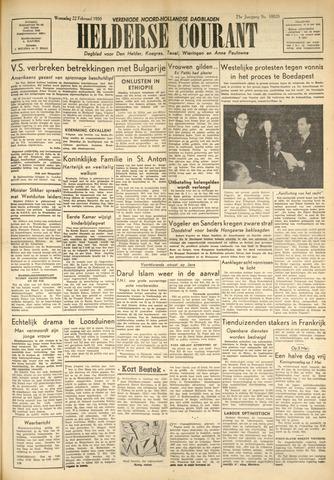 Heldersche Courant 1950-02-22